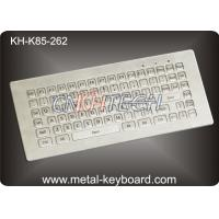 85 Keys Mini Industrial Metal Keyboard with dust - proof , anti - corrosive