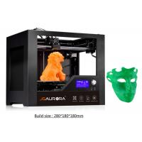 Quality High Accuracy CNC 3d Rapid Prototyping Printer , High Tech 3d Printer Speed for sale
