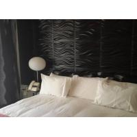 Buy cheap Vinyl 3d Wall Panel Colored PVC Wall Coverings for Indoor Screen Laminated Wall Board product
