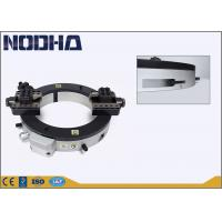 Buy cheap High Efficiency Hydraulic Pipe Cutter Portable , Bevel Cutting Machine For Pipes product