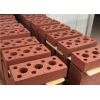 Quality High Strength Hollow Clay Brick Building Materials For Construction for sale