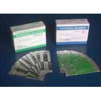 Buy cheap Steel Surgical Blade Sterile Surgical Blades , Disposable Scalpel Blades CE& ISO Approval from wholesalers