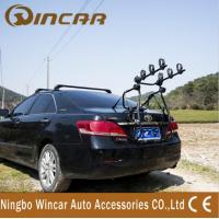 Buy cheap Car Removable Rear Bike Carrier Universal Car Trailer Black 35KG product