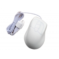 Buy cheap Human Machine USB Washable Medical Mouse With Optical 800DPI Resolution product