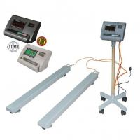 Buy cheap Lightweight Industrial Floor Weighing Scales Portable Weigh Beams ,bar scale 1.2 X 0.076m product