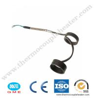 Quality Hot runner electric heating element coiled heaters with thermocouple for sale