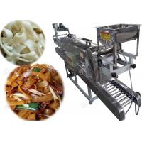 Buy cheap Ho Fun Noodles Making Machine, Rice Noodles Steaming Machine from wholesalers