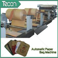Buy cheap Pasted Valve Multiwall Chemical Paper Bag Machine For Cement Bag 1 Year Warranty product
