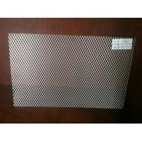 Buy cheap Decoration Wire Mesh Cloth , Perforated Aluminium Sheet product