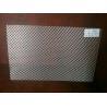Buy cheap Rhombus Perforated Metal Sheet , Steel Perforated Aluminium Sheet custom hole product
