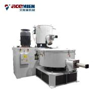 Buy cheap High Speed Plastic Auxiliary Machine PVC Turbo Mixer PVC Compounding Durable product