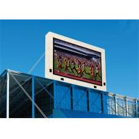 Buy cheap Large Outdoor Stadium LED Display , P10 Stadium Display Screen SMD 3535 product