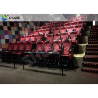 Buy cheap Popular 4D Movie Theater Motion Chair 3DOF System Immersive Special Effects product