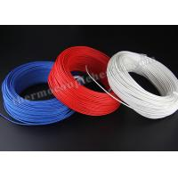 Buy cheap FEP / FEP CMP High Temperature Wire1 X 1000 Ft 24 / 2 Stranded Shielded Plenum product