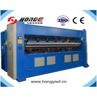 Buy cheap 6m Double Board Needle Punching Machine High Performance Customized Needle Density product