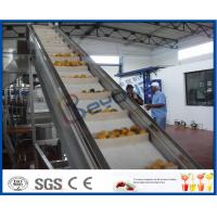 Buy cheap 2TPH ~ 20TPH SUS304 Mango Processing Line With 2kg Cans Filling Machine product