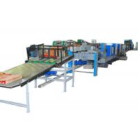 Buy cheap High Standard Automatic Cement Bag Paper Tube Making Machine 30KW product