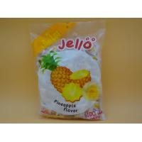 Buy cheap Pineapple Flavor Original Fresh Soft Milk Candy With Fruit Jelly Red Color product
