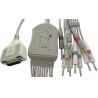 Buy cheap FX-101 Fukuda Denshi EKG Cable ECG 10 Lead For Autocardiner Cardimax FX-2111 FX-3010 product