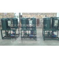 Buy cheap TLA diesel oil cleaning systems,remove water,impurities from diesel product