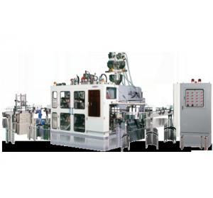 Buy cheap Vigate !!! 120 Liter Automatic Blow Molding Machine Energy product