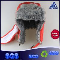 1bca4904426 Buy cheap Mens Winter Hat With Brim And Ear Flaps