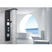 Buy cheap ROVATE 304 Stainless Steel Wall Mount Shower Panel With Body Shower Jets product