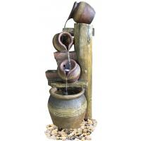 Buy cheap Hand Made Chinese Style 4 Tier Antique Water Fountains For House product