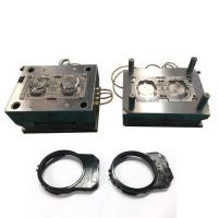 Buy cheap 2 Cavity Hot Runner Pin Point Gate Moulding Parts For Car Air Condition Outlet product