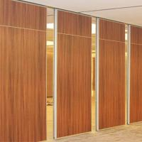 Buy cheap Sound Insulation Folding Movable Partition Walls System For Banquet Hall from wholesalers