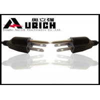 Buy cheap American Standard Three Prong AC UL Power Cord 125V 16AWG / 18AWG product