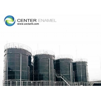 Buy cheap EN ISO 28765 Glass Fused To Steel Liquid Storage Tanks product