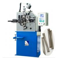 Buy cheap Servo Drive Control  Compression Spring Machine And Coiler High Speed Two Axes from wholesalers