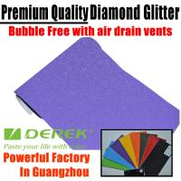 Buy cheap Brilliant Diamond Sanding Glitter Vinyl -- Sparkle Wrap Purple product