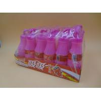 Buy cheap Christmas Straw Fruits Sugar Powder Candy With Powdered Sugar Dispenser product