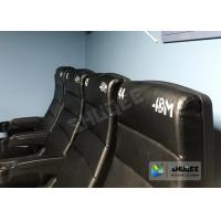 Buy cheap 10 - 200 Seats 4D Cinema Equipment Seamless Compatibility With Hollywood Movies product