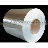 Buy cheap Standard ASTM GB Hot Rolled 201 Stainless Steel Coil / SS Coil 2.4mm - 6.0mm product