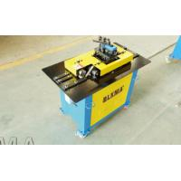 Buy cheap BLKMA HVAC duct Pittsburgh lock forming machine LC-12DR LC-12M product