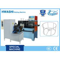 Buy cheap Iron Wire Butt Welding Machine New Condition Welding Ring / Square Wire Frame product