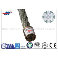 Buy cheap Hot Dipped Galvanized Steel Wire Rope 6x19+FC For Loading / Tugboat / Floating product
