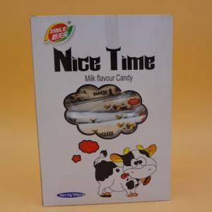 Buy cheap Long Shape Bag 5g Milk Chewy Candy / Fresh Milk Original Soft Candies product