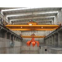 Buy cheap QZ Electric Overhead Cranes with Grab, 15t Rated Capacity, 31.5m Span, 39m Load - Lifting product