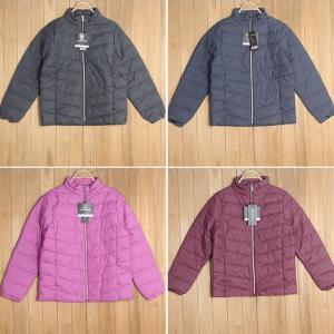 Buy cheap Womens Winter Down Feather Long Sleeve Full Zipper Jacket** Stock AMI-E 176/ 102 product