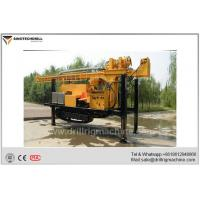 Buy cheap Full Hydraulic Crawler Drill Rig Cummins Engine For Mineral Surface Coring product