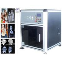 Buy cheap Rapid Scanner 3D Laser Glass Engraving Machine Mini Structure 532 nm Laser Wavelength product