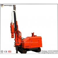 Buy cheap Hydraulic And Power System Drill Rig Machine With 3760 Mm Lift Propel Movement product