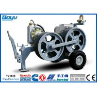 Buy cheap 800mm Wheel Samll Machine 950kg Line Tension Stringing Equipment for Overhead from wholesalers