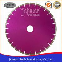 """Buy cheap 16"""" Laser Welded Diamond Blades For Cutting Hard Granite 400mm from wholesalers"""