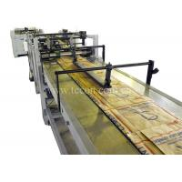 Buy cheap Multi - function Food Paper Bag Making Machine With Automatic Deviation Rectifier product