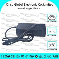 China external 42V 1.5A lithium battery charger for segway  balcance scooter on sale